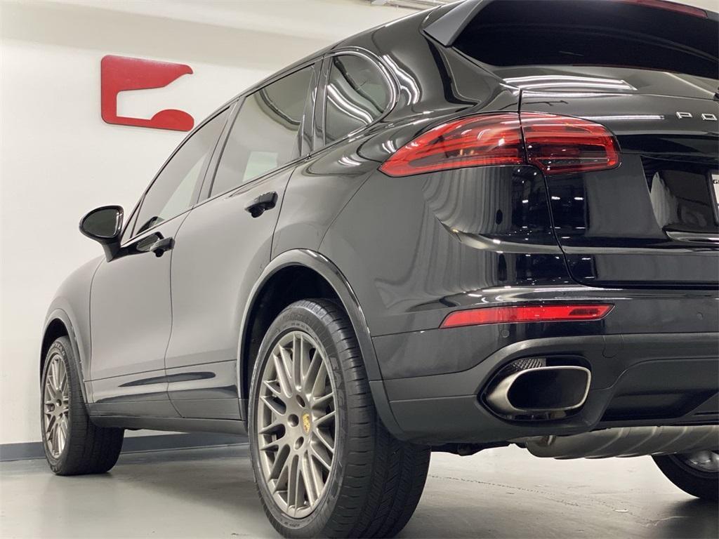 Used 2017 Porsche Cayenne Platinum Edition for sale $46,888 at Gravity Autos Marietta in Marietta GA 30060 11
