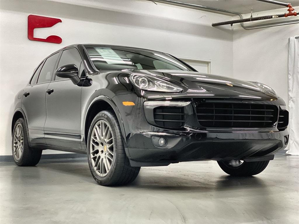 Used 2017 Porsche Cayenne Platinum Edition for sale $46,888 at Gravity Autos Marietta in Marietta GA 30060 2