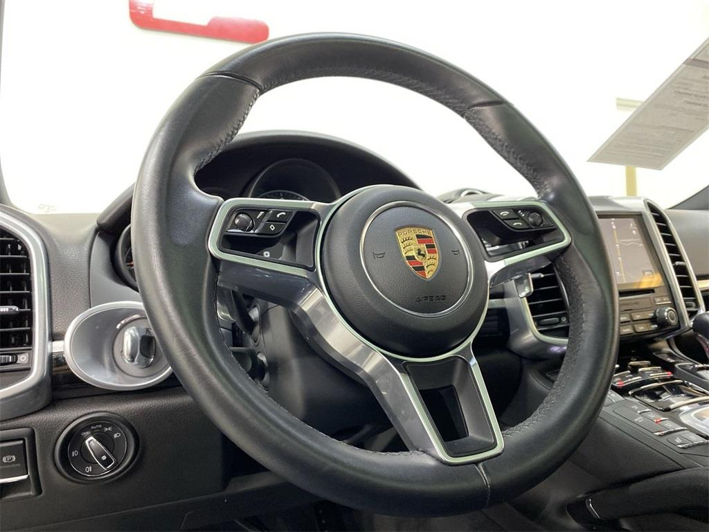 Used 2017 Porsche Cayenne Platinum Edition for sale $46,888 at Gravity Autos Marietta in Marietta GA 30060 22