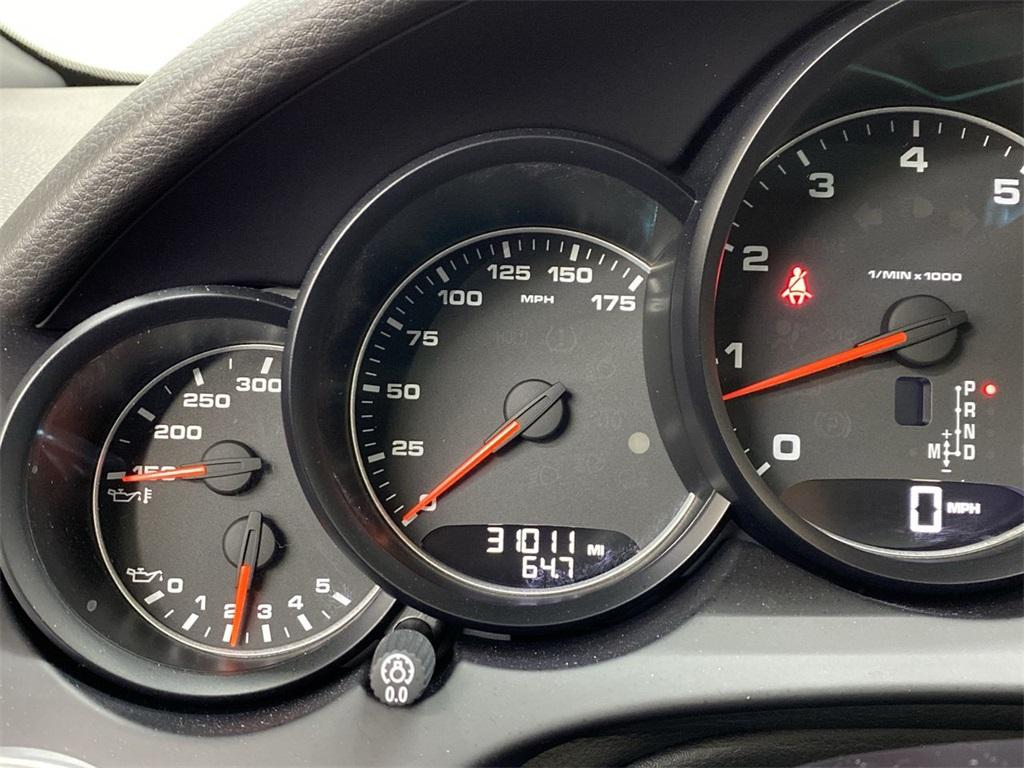 Used 2017 Porsche Cayenne Platinum Edition for sale $46,888 at Gravity Autos Marietta in Marietta GA 30060 26