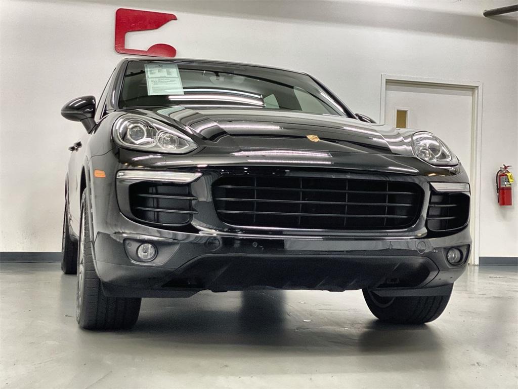 Used 2017 Porsche Cayenne Platinum Edition for sale $46,888 at Gravity Autos Marietta in Marietta GA 30060 3