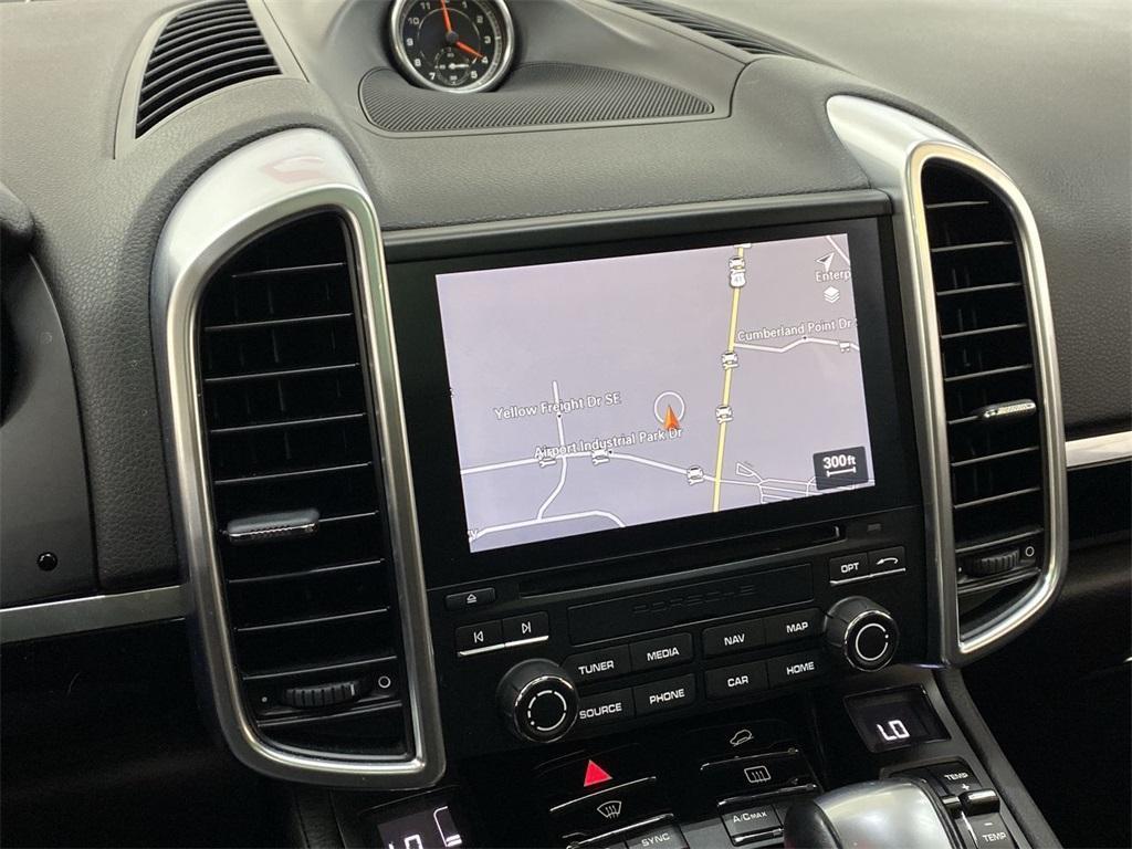 Used 2017 Porsche Cayenne Platinum Edition for sale $46,888 at Gravity Autos Marietta in Marietta GA 30060 30