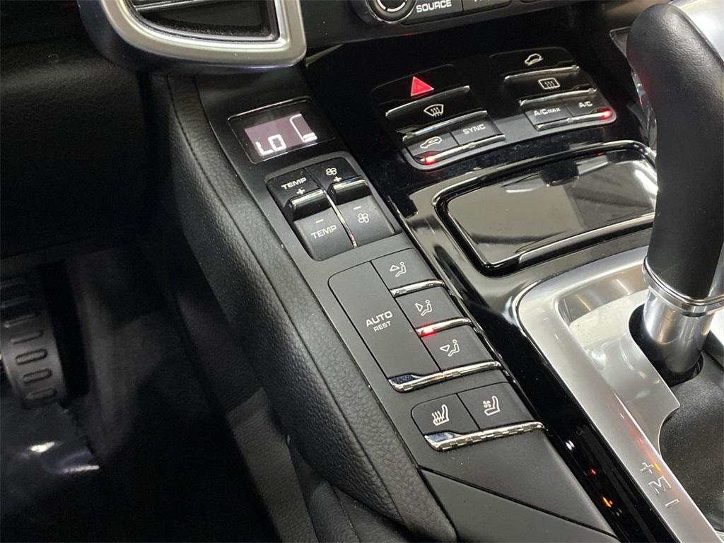 Used 2017 Porsche Cayenne Platinum Edition for sale $46,888 at Gravity Autos Marietta in Marietta GA 30060 34