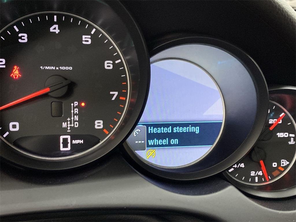 Used 2017 Porsche Cayenne Platinum Edition for sale $46,888 at Gravity Autos Marietta in Marietta GA 30060 36