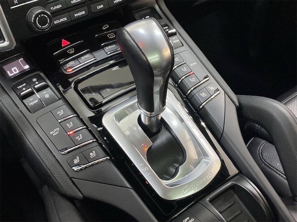 Used 2017 Porsche Cayenne Platinum Edition for sale $46,888 at Gravity Autos Marietta in Marietta GA 30060 37