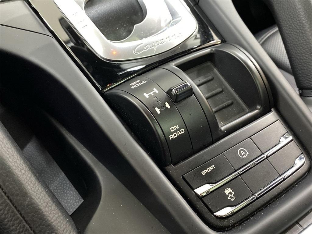 Used 2017 Porsche Cayenne Platinum Edition for sale $46,888 at Gravity Autos Marietta in Marietta GA 30060 38