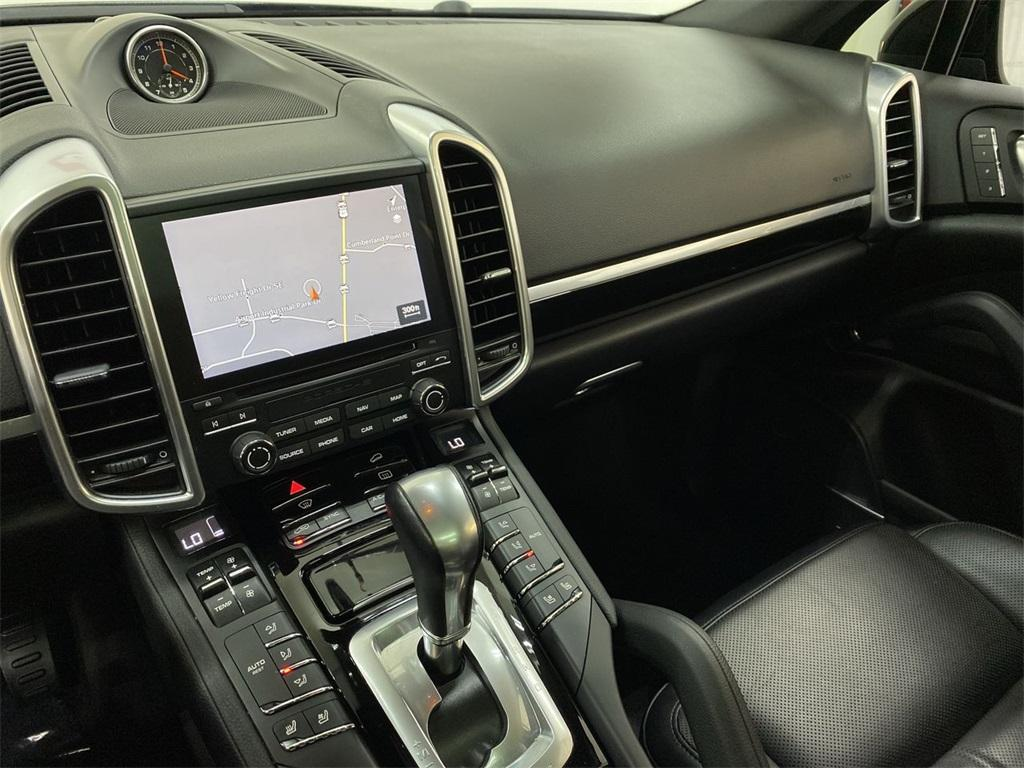 Used 2017 Porsche Cayenne Platinum Edition for sale $46,888 at Gravity Autos Marietta in Marietta GA 30060 39