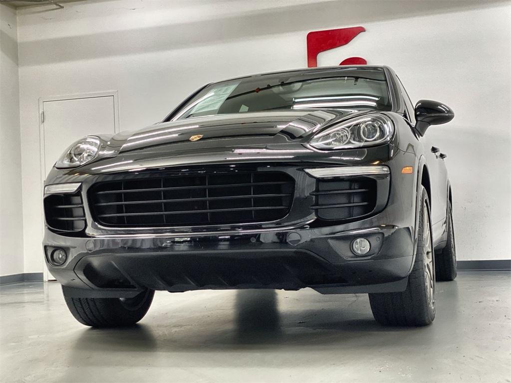 Used 2017 Porsche Cayenne Platinum Edition for sale $46,888 at Gravity Autos Marietta in Marietta GA 30060 4