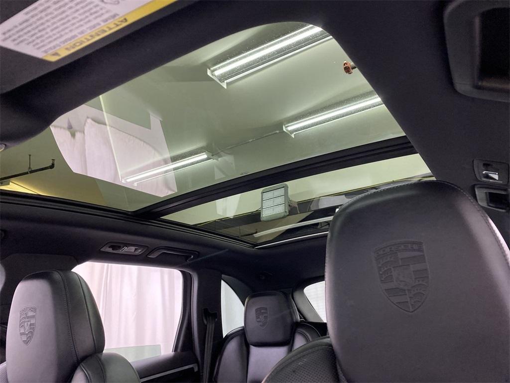 Used 2017 Porsche Cayenne Platinum Edition for sale $46,888 at Gravity Autos Marietta in Marietta GA 30060 40