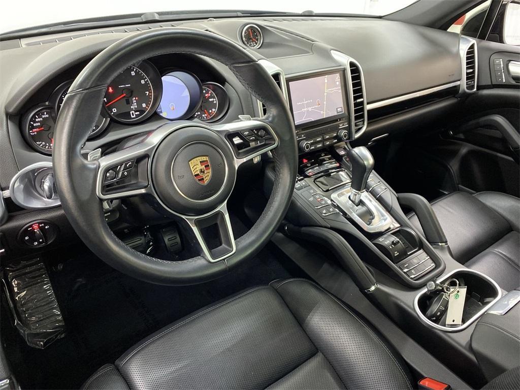 Used 2017 Porsche Cayenne Platinum Edition for sale $46,888 at Gravity Autos Marietta in Marietta GA 30060 41
