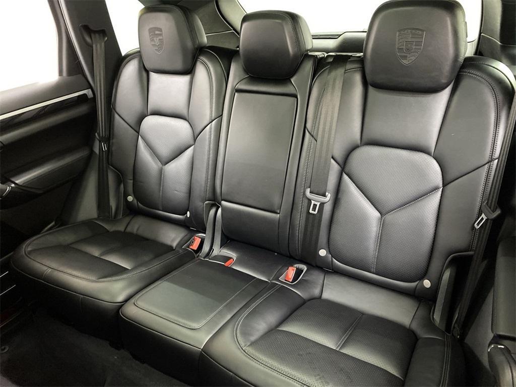 Used 2017 Porsche Cayenne Platinum Edition for sale $46,888 at Gravity Autos Marietta in Marietta GA 30060 42