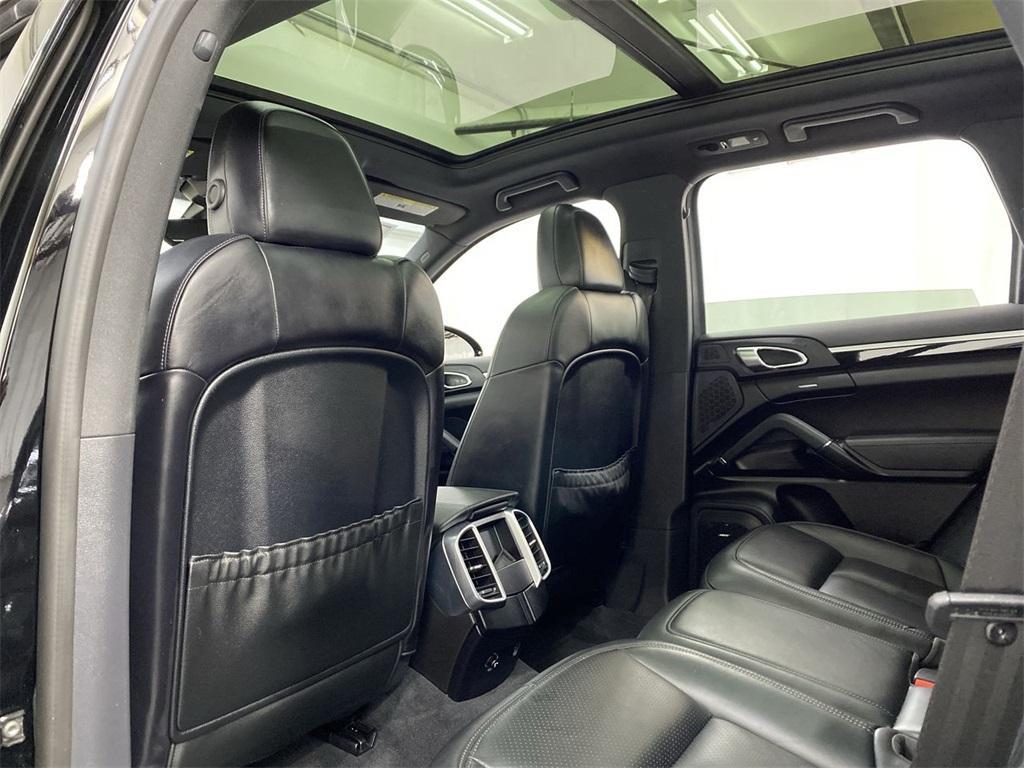 Used 2017 Porsche Cayenne Platinum Edition for sale $46,888 at Gravity Autos Marietta in Marietta GA 30060 43