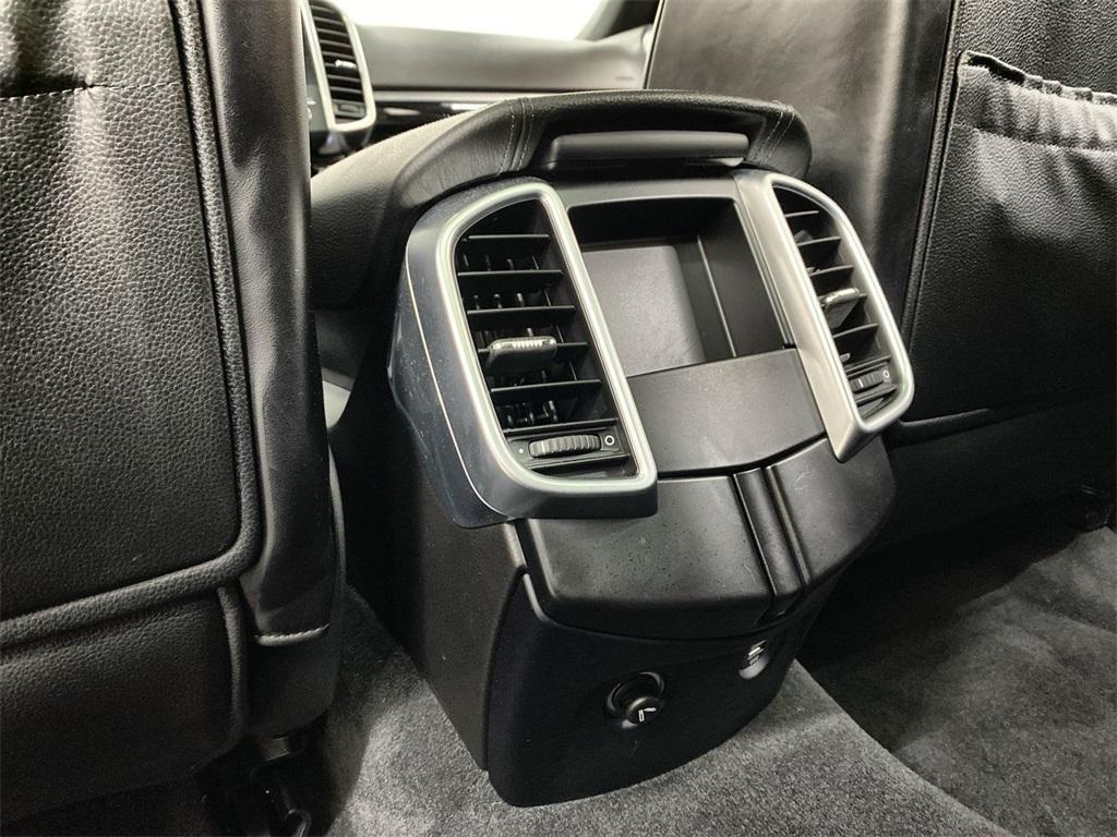 Used 2017 Porsche Cayenne Platinum Edition for sale $46,888 at Gravity Autos Marietta in Marietta GA 30060 44