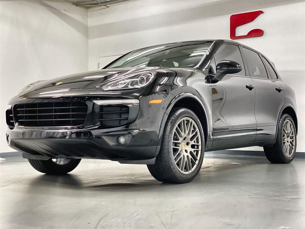Used 2017 Porsche Cayenne Platinum Edition for sale $46,888 at Gravity Autos Marietta in Marietta GA 30060 5