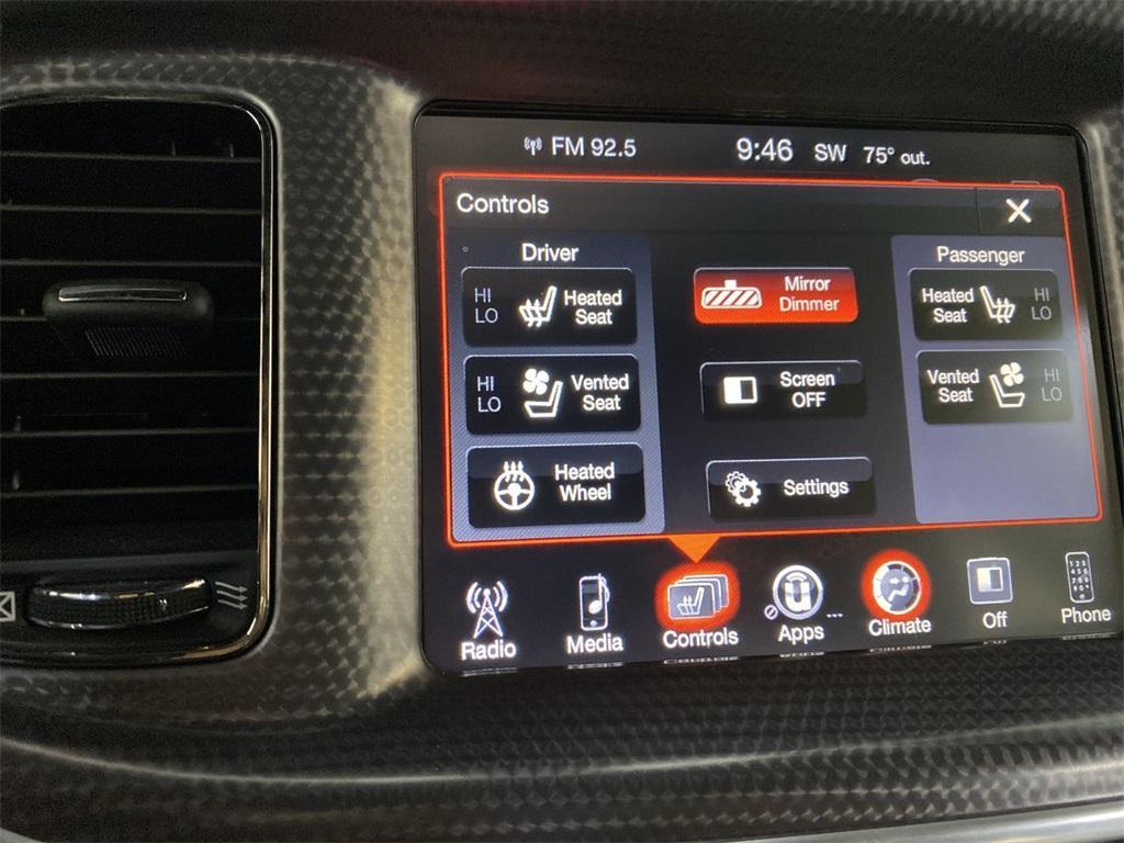 Used 2016 Dodge Charger SRT Hellcat for sale $61,998 at Gravity Autos Marietta in Marietta GA 30060 37