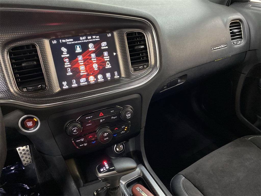 Used 2016 Dodge Charger SRT Hellcat for sale $61,998 at Gravity Autos Marietta in Marietta GA 30060 41