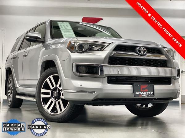 Used 2015 Toyota 4Runner Limited for sale $33,444 at Gravity Autos Marietta in Marietta GA