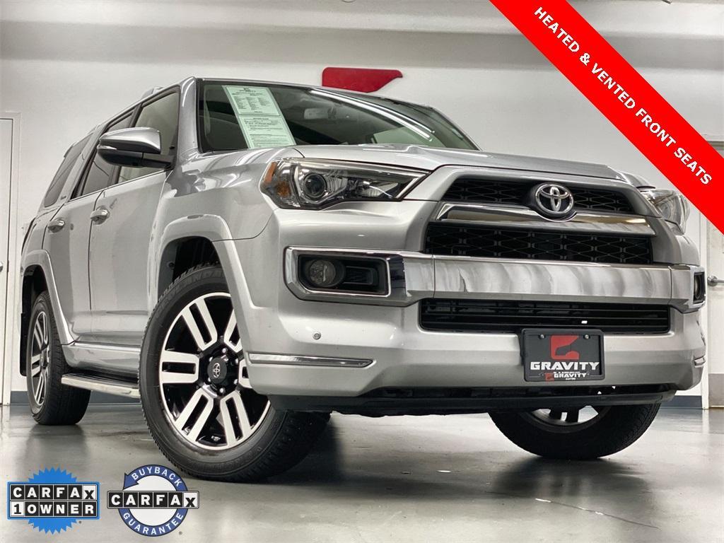 Used 2015 Toyota 4Runner Limited for sale $33,444 at Gravity Autos Marietta in Marietta GA 30060 1