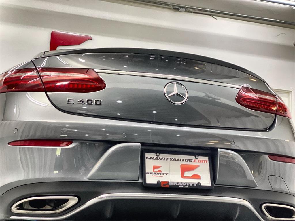 Used 2018 Mercedes-Benz E-Class E 400 for sale $44,444 at Gravity Autos Marietta in Marietta GA 30060 14
