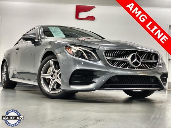 Used 2018 Mercedes-Benz E-Class E 400 for sale $44,444 at Gravity Autos Marietta in Marietta GA