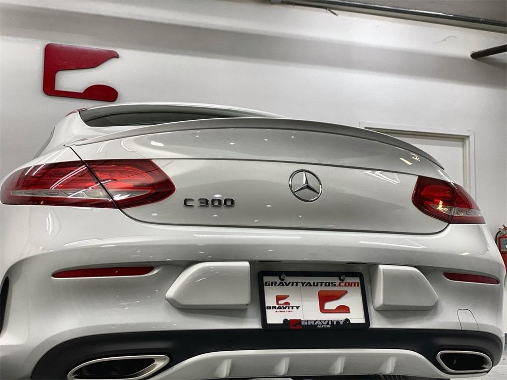 Used 2018 Mercedes-Benz C-Class C 300 for sale $36,444 at Gravity Autos Marietta in Marietta GA 30060 10