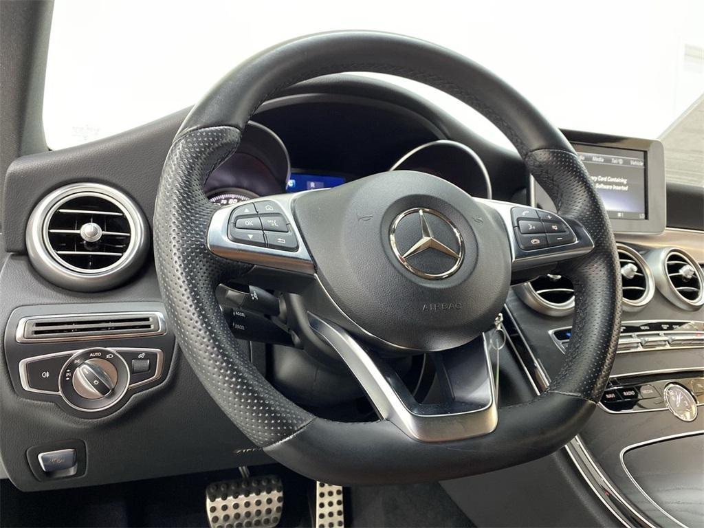 Used 2018 Mercedes-Benz C-Class C 300 for sale $36,444 at Gravity Autos Marietta in Marietta GA 30060 19