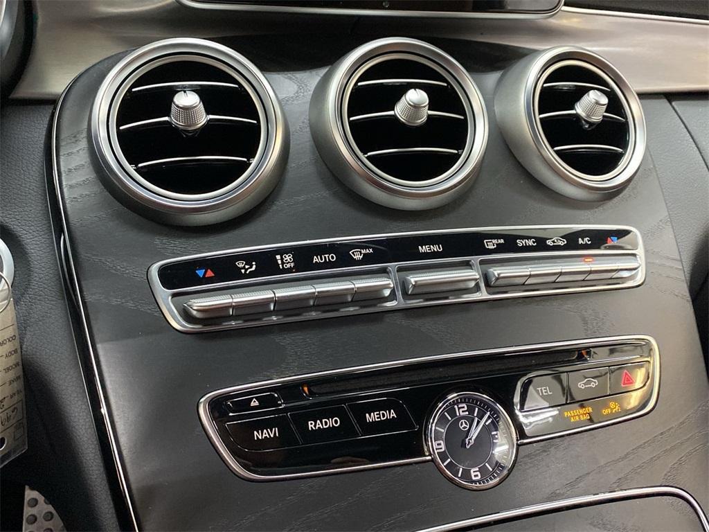 Used 2018 Mercedes-Benz C-Class C 300 for sale $36,444 at Gravity Autos Marietta in Marietta GA 30060 28