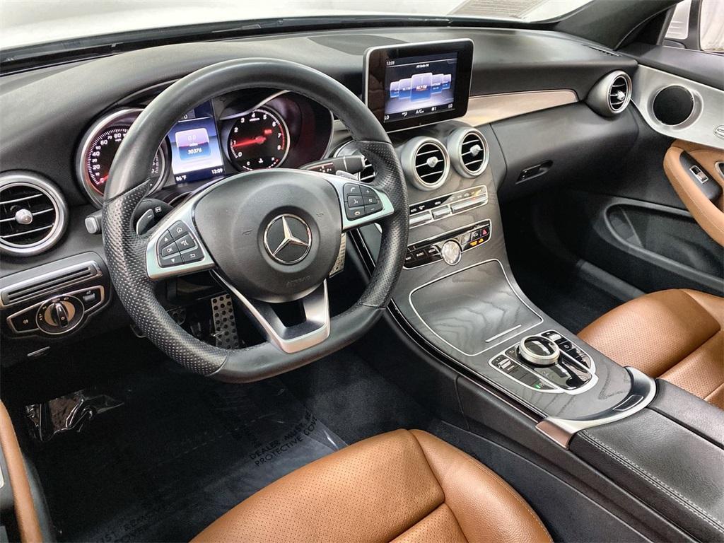 Used 2018 Mercedes-Benz C-Class C 300 for sale $36,444 at Gravity Autos Marietta in Marietta GA 30060 33