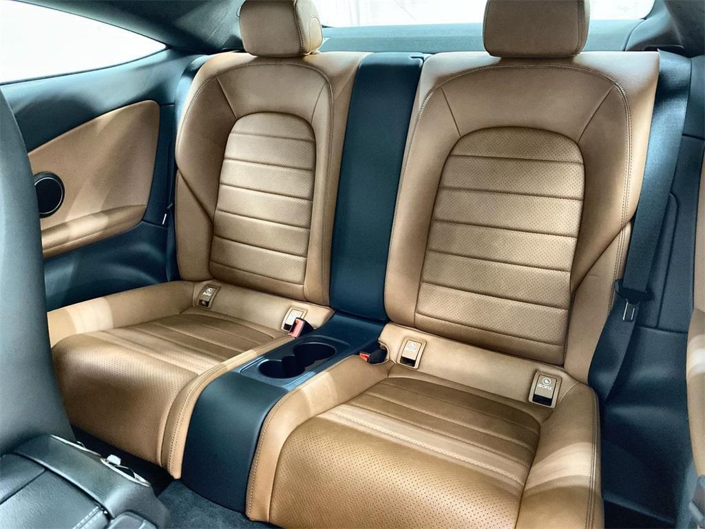 Used 2018 Mercedes-Benz C-Class C 300 for sale $36,444 at Gravity Autos Marietta in Marietta GA 30060 34