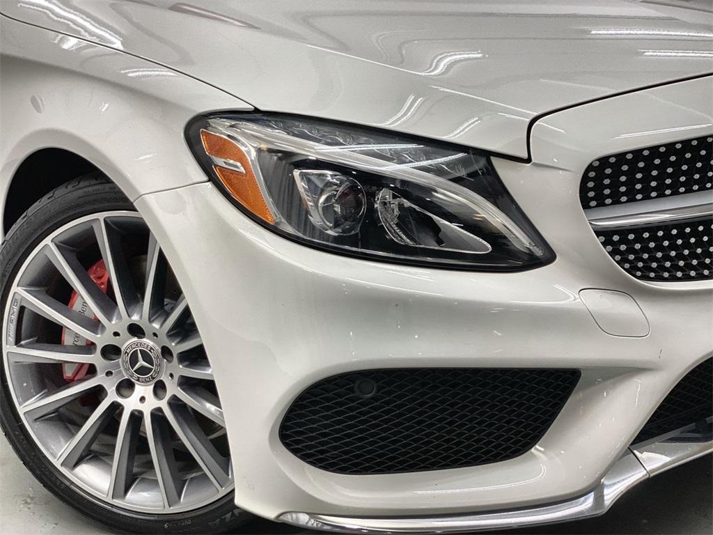 Used 2018 Mercedes-Benz C-Class C 300 for sale $36,444 at Gravity Autos Marietta in Marietta GA 30060 8