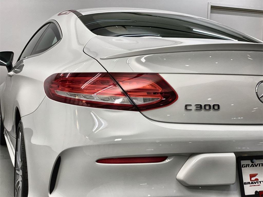 Used 2018 Mercedes-Benz C-Class C 300 for sale $36,444 at Gravity Autos Marietta in Marietta GA 30060 9