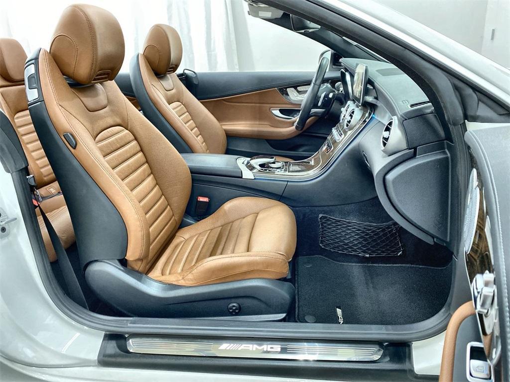 Used 2017 Mercedes-Benz C-Class C 43 AMG for sale $46,990 at Gravity Autos Marietta in Marietta GA 30060 11