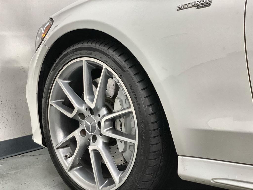 Used 2017 Mercedes-Benz C-Class C 43 AMG for sale $46,990 at Gravity Autos Marietta in Marietta GA 30060 18