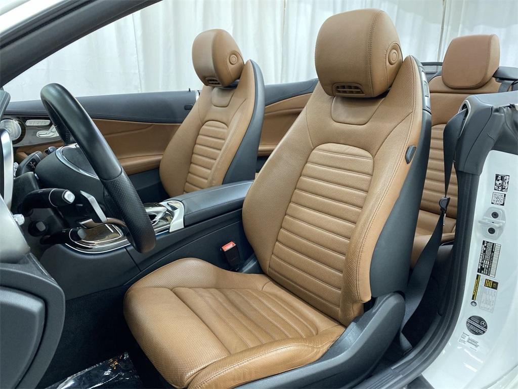 Used 2017 Mercedes-Benz C-Class C 43 AMG for sale $46,990 at Gravity Autos Marietta in Marietta GA 30060 19