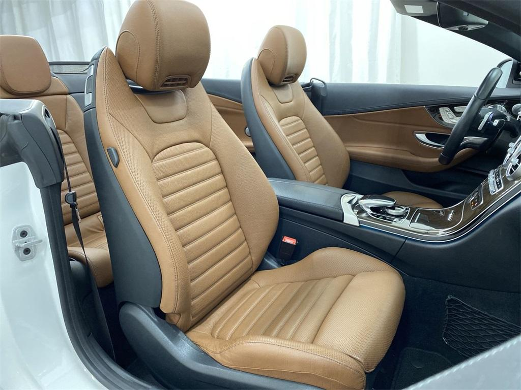 Used 2017 Mercedes-Benz C-Class C 43 AMG for sale $46,990 at Gravity Autos Marietta in Marietta GA 30060 21