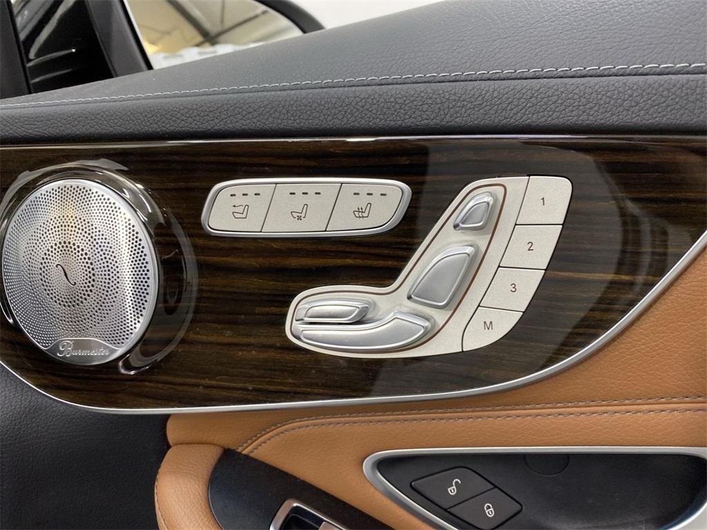 Used 2017 Mercedes-Benz C-Class C 43 AMG for sale $46,990 at Gravity Autos Marietta in Marietta GA 30060 22