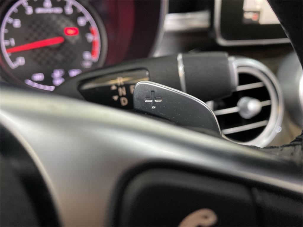 Used 2017 Mercedes-Benz C-Class C 43 AMG for sale $46,990 at Gravity Autos Marietta in Marietta GA 30060 27