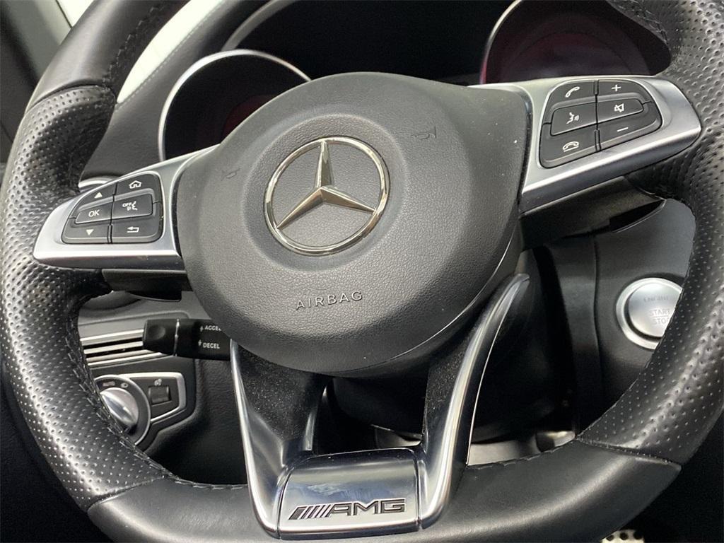Used 2017 Mercedes-Benz C-Class C 43 AMG for sale $46,990 at Gravity Autos Marietta in Marietta GA 30060 29