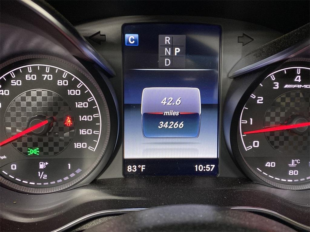 Used 2017 Mercedes-Benz C-Class C 43 AMG for sale $46,990 at Gravity Autos Marietta in Marietta GA 30060 30