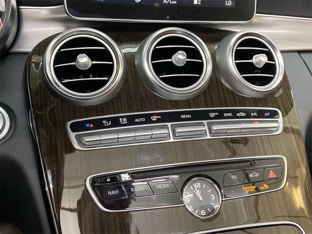 Used 2017 Mercedes-Benz C-Class C 43 AMG for sale $46,990 at Gravity Autos Marietta in Marietta GA 30060 37