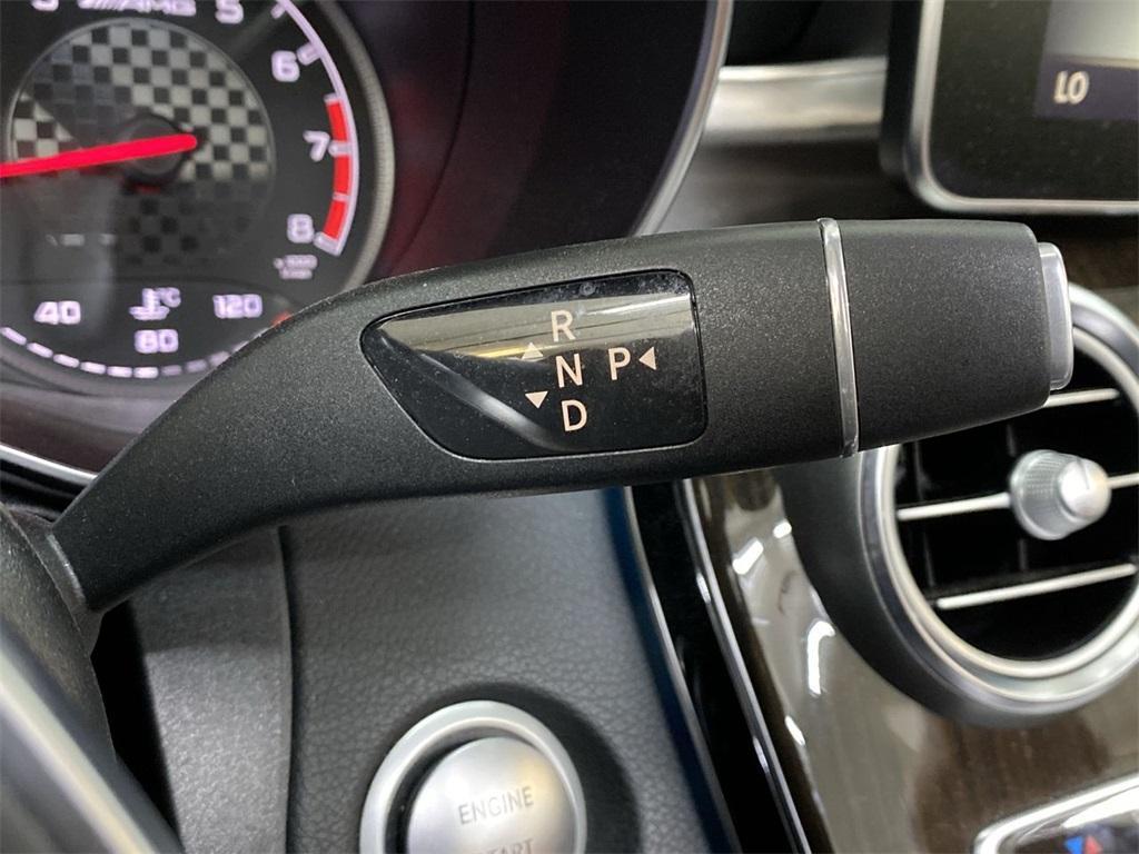 Used 2017 Mercedes-Benz C-Class C 43 AMG for sale $46,990 at Gravity Autos Marietta in Marietta GA 30060 39