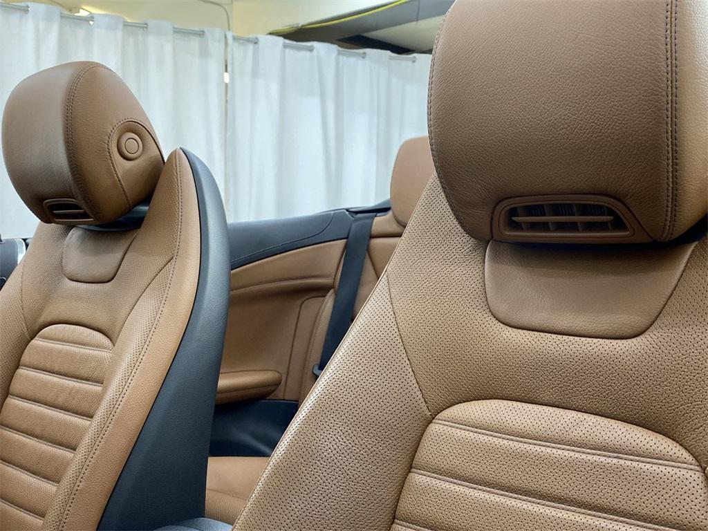 Used 2017 Mercedes-Benz C-Class C 43 AMG for sale $46,990 at Gravity Autos Marietta in Marietta GA 30060 42