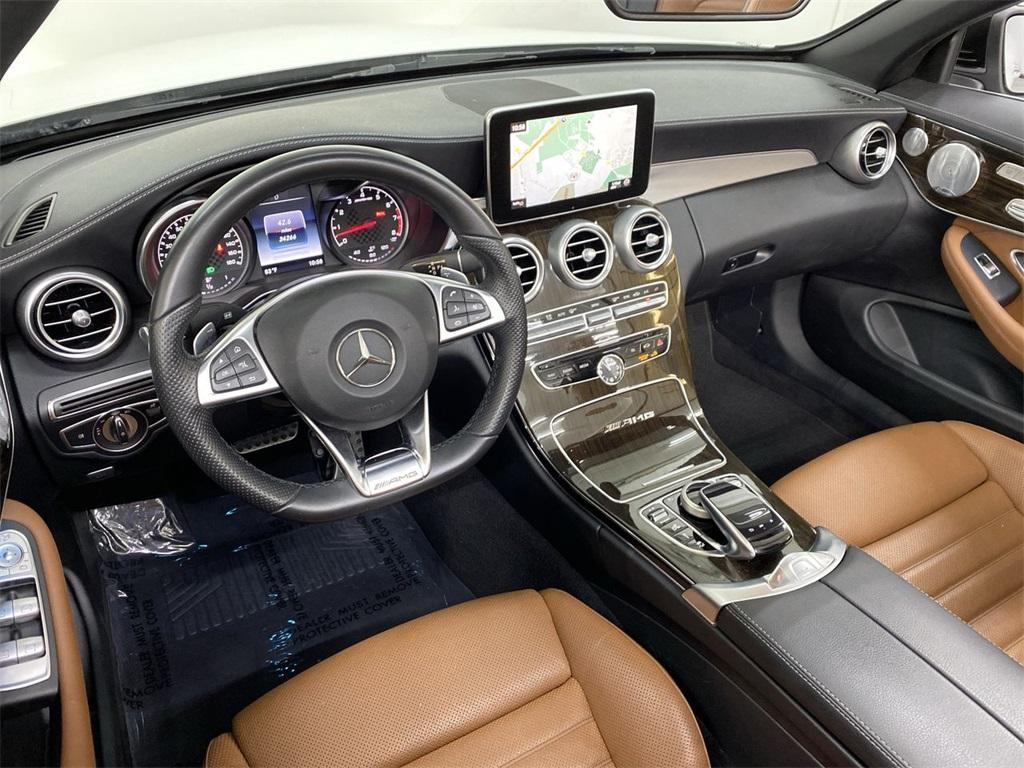Used 2017 Mercedes-Benz C-Class C 43 AMG for sale $46,990 at Gravity Autos Marietta in Marietta GA 30060 43