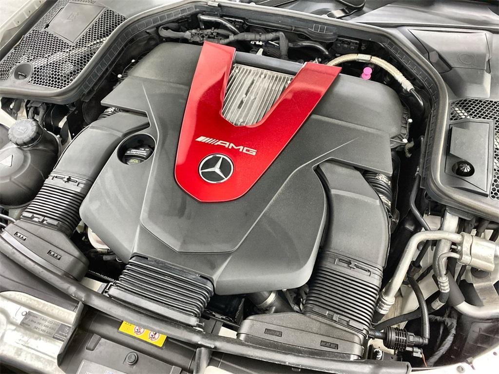 Used 2017 Mercedes-Benz C-Class C 43 AMG for sale $46,990 at Gravity Autos Marietta in Marietta GA 30060 48