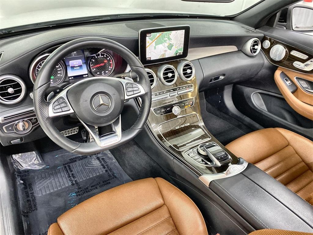 Used 2017 Mercedes-Benz C-Class C 43 AMG for sale $46,990 at Gravity Autos Marietta in Marietta GA 30060 8