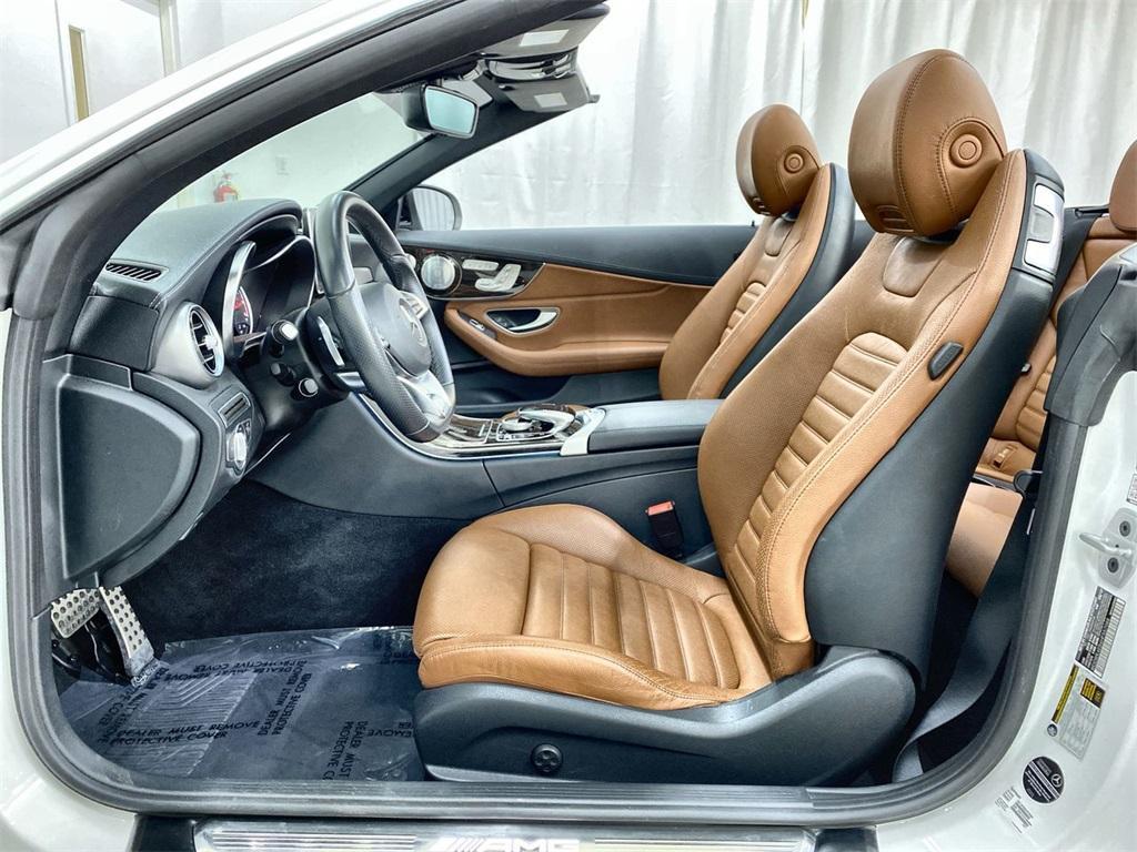 Used 2017 Mercedes-Benz C-Class C 43 AMG for sale $46,990 at Gravity Autos Marietta in Marietta GA 30060 9