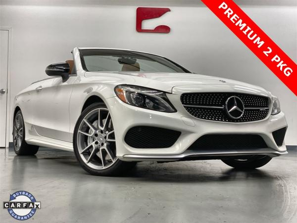Used 2017 Mercedes-Benz C-Class C 43 AMG for sale $46,990 at Gravity Autos Marietta in Marietta GA