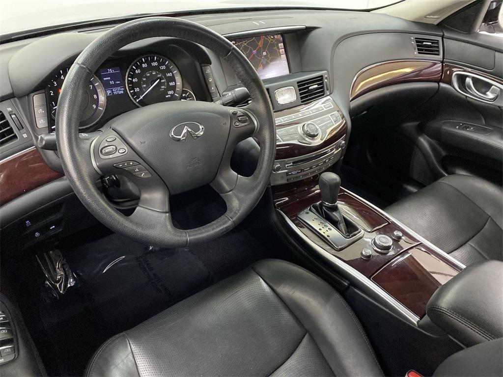 Used 2018 INFINITI Q70 3.7X for sale $29,999 at Gravity Autos Marietta in Marietta GA 30060 37