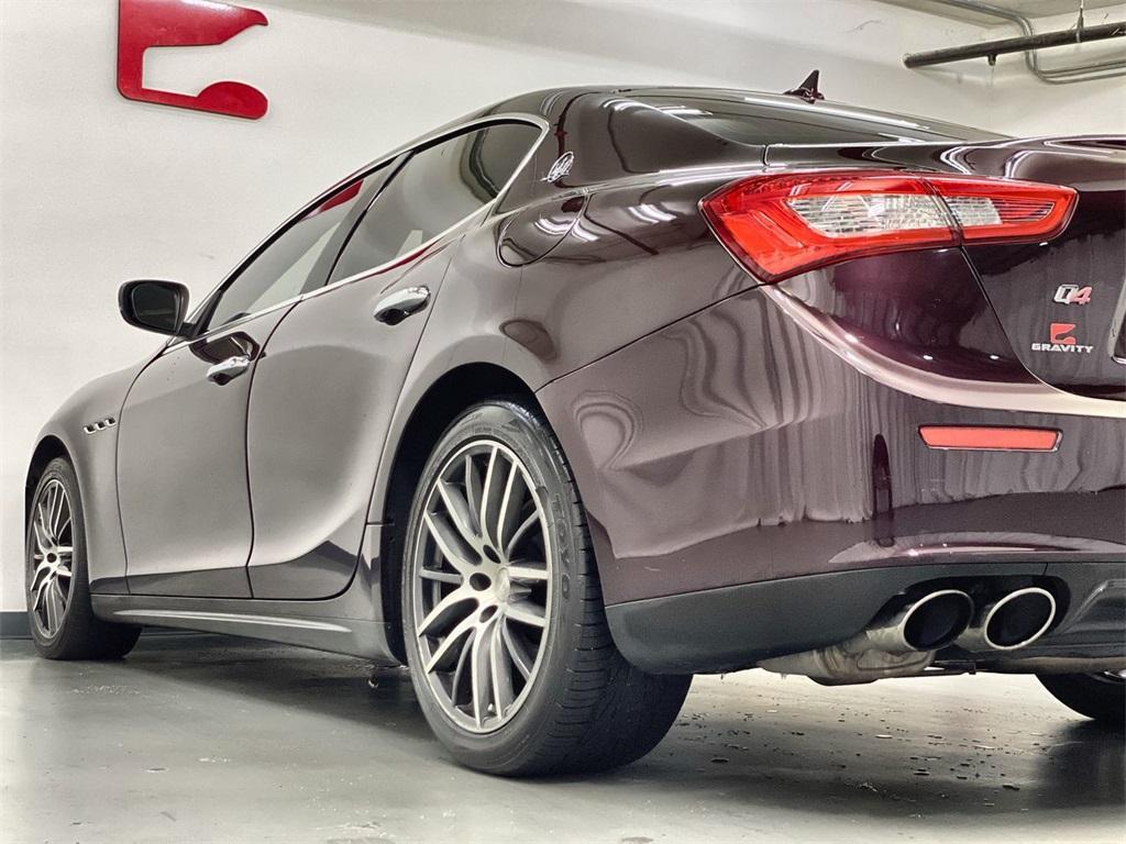 Used 2017 Maserati Ghibli Base for sale Sold at Gravity Autos Marietta in Marietta GA 30060 11