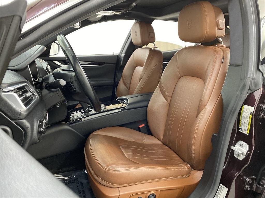 Used 2017 Maserati Ghibli Base for sale Sold at Gravity Autos Marietta in Marietta GA 30060 15